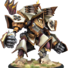 Menoth Judicator Colossal